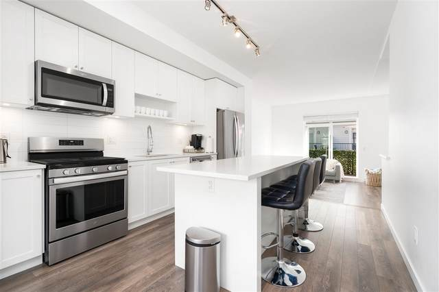 16678 25 Avenue #32, Surrey, BC V3Z 0Z2 (#R2565352) :: RE/MAX City Realty