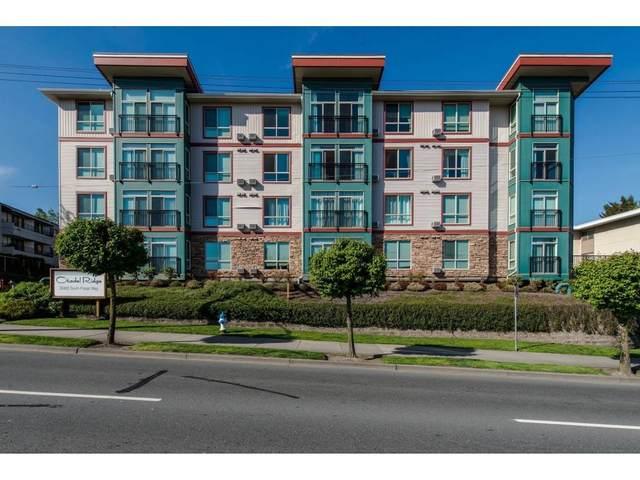 33485 South Fraser Way #411, Abbotsford, BC V2S 2B6 (#R2565368) :: Premiere Property Marketing Team