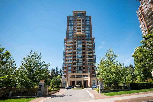 6823 Station Hill Drive #507, Burnaby, BC V3N 0A9 (#R2565395) :: 604 Home Group