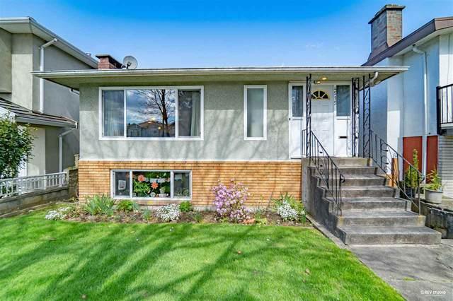4515 Frances Street, Burnaby, BC V5C 2R6 (#R2565484) :: 604 Realty Group