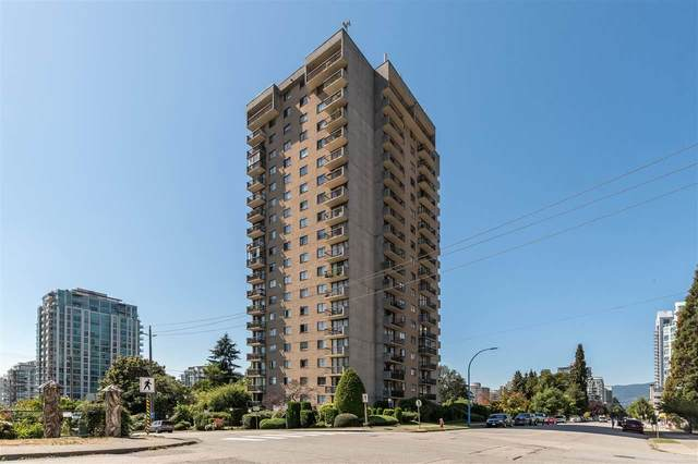 145 St. Georges Avenue #2004, North Vancouver, BC V7L 3G8 (#R2565594) :: 604 Realty Group