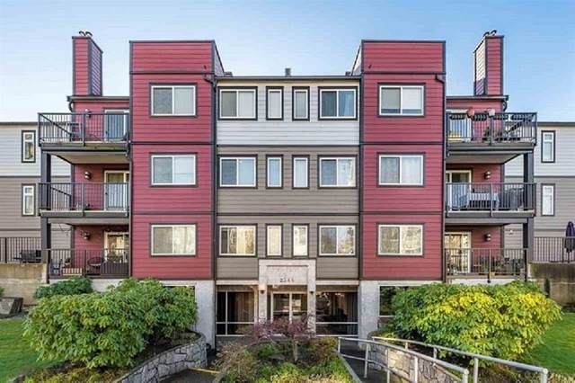 2344 Atkins Avenue #202, Port Coquitlam, BC V3C 1Y8 (#R2565721) :: 604 Realty Group