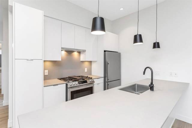 2493 Montrose Avenue #502, Abbotsford, BC V2S 0L4 (#R2565772) :: Premiere Property Marketing Team