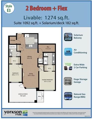8526 202B Street #415, Langley, BC V2Y 1S8 (#R2566106) :: Premiere Property Marketing Team