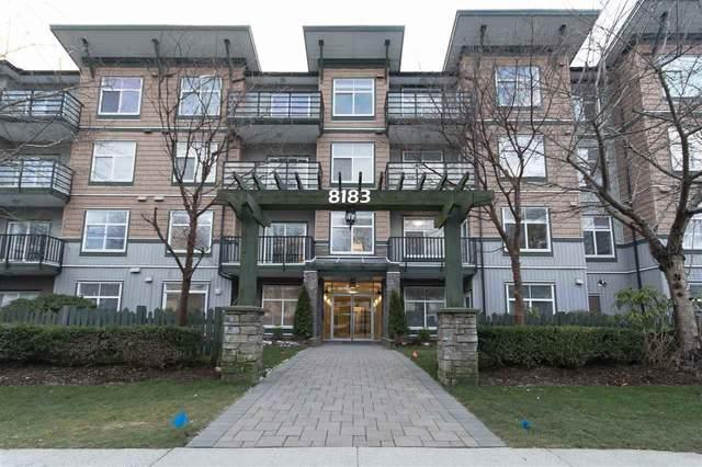 8183 121A Street #401, Surrey, BC V3W 1S7 (#R2566138) :: Initia Real Estate