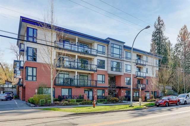 14358 60 Avenue #405, Surrey, BC V3X 0G3 (#R2566226) :: Initia Real Estate