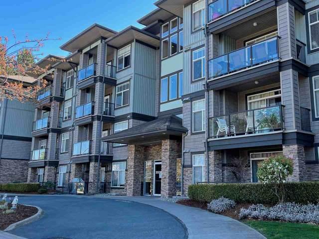 33338 Mayfair Avenue #409, Abbotsford, BC V2S 0A4 (#R2566506) :: Initia Real Estate