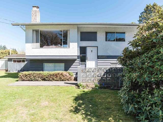 15805 Thrift Avenue, White Rock, BC V4B 2M7 (#R2566510) :: Initia Real Estate