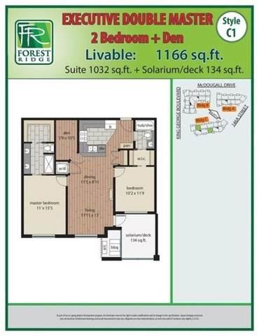 3535 146A Street #507, Surrey, BC V4P 1B2 (#R2566659) :: Initia Real Estate