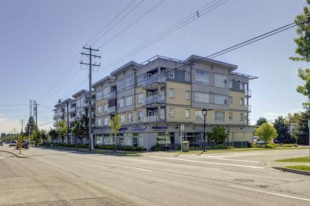 7445 120 Street #412, Delta, BC V4C 0B3 (#R2566772) :: Premiere Property Marketing Team