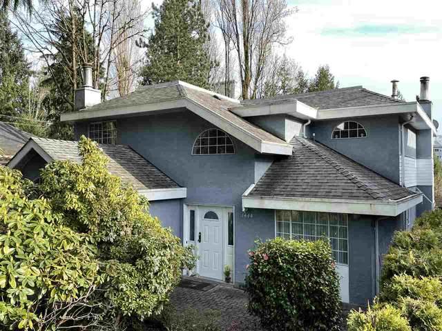 1444 Fulton Avenue, West Vancouver, BC V7T 1P1 (#R2566872) :: Initia Real Estate
