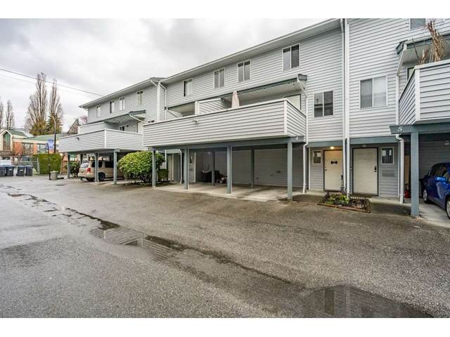 3410 Coast Meridian Road #4, Port Coquitlam, BC V3B 6X2 (#R2567029) :: 604 Realty Group