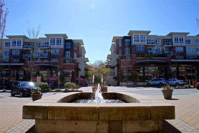 2950 King George Boulevard #154, Surrey, BC V4P 0E5 (#R2567072) :: Premiere Property Marketing Team