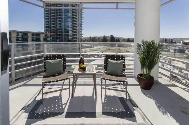 680 Seylynn Crescent #503, North Vancouver, BC V7J 0B5 (#R2567112) :: Initia Real Estate