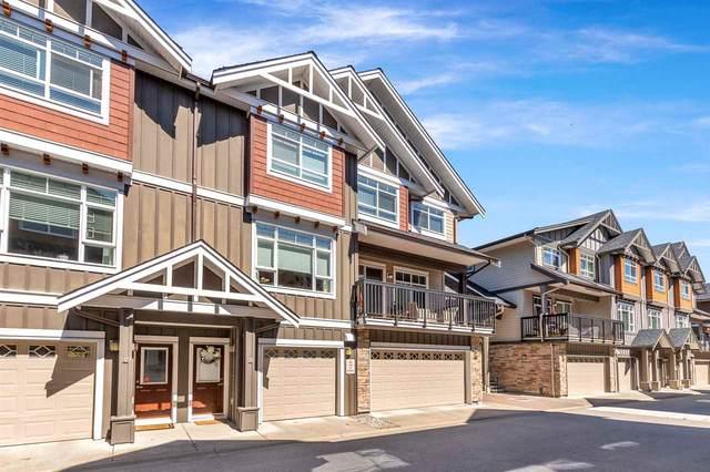 2979 156 Street #110, Surrey, BC V3Z 8V8 (#R2567364) :: Initia Real Estate