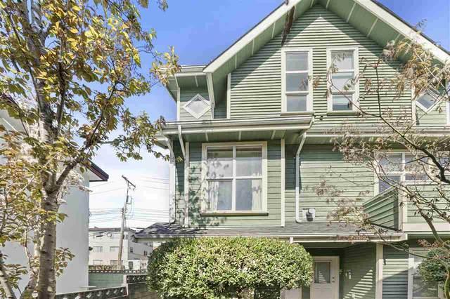 146 E 3RD Street C, North Vancouver, BC V7L 1E6 (#R2567428) :: Initia Real Estate