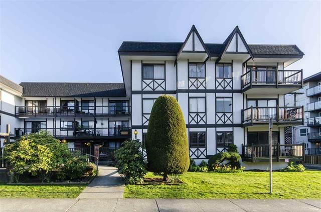 145 W 18TH Street #103, North Vancouver, BC V7M 1W5 (#R2567487) :: Initia Real Estate