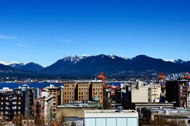 188 Keefer Street #1806, Vancouver, BC V6A 0E3 (#R2568354) :: RE/MAX City Realty
