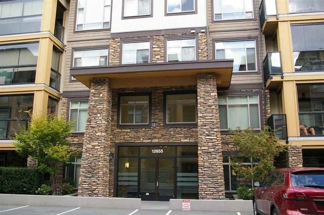 12655 190A Street #210, Pitt Meadows, BC V3Y 0E9 (#R2568382) :: 604 Home Group