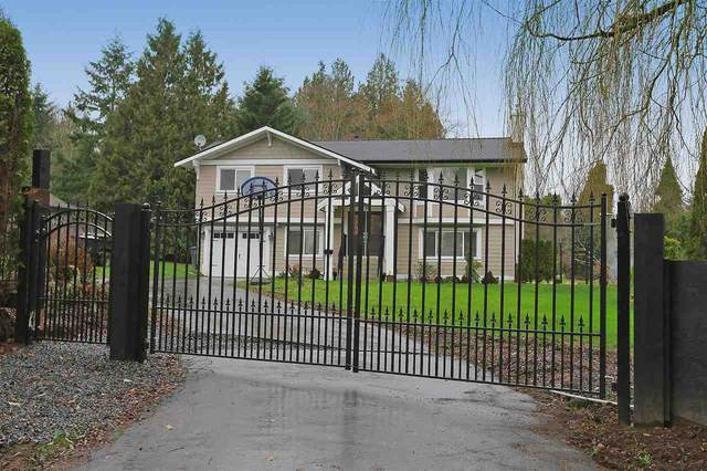 18369 21A Avenue, Surrey, BC V3Z 9W2 (#R2568706) :: Premiere Property Marketing Team