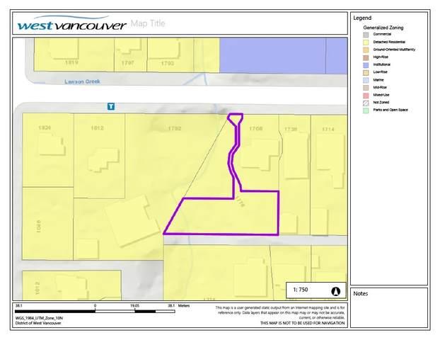 1776 Inglewood Avenue, West Vancouver, BC V7V 1Z1 (#R2569029) :: Initia Real Estate