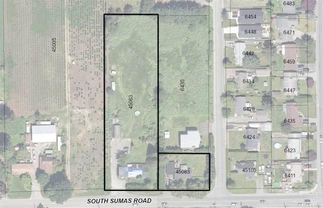 45063 South Sumas Road, Chilliwack, BC V2R 1W5 (#R2570047) :: Premiere Property Marketing Team