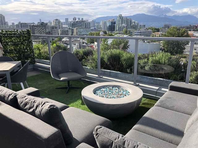 384 E 1ST Avenue #714, Vancouver, BC V5T 0G5 (#R2570307) :: 604 Home Group