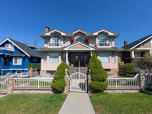 3735 Triumph Street, Burnaby, BC V5C 1Y5 (#R2570394) :: RE/MAX City Realty