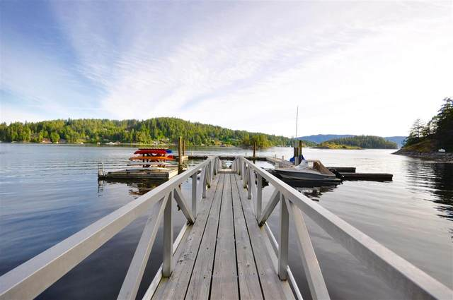 LOT 25 Pinehaven Way, Pender Harbour, BC V0N 1S1 (#R2570844) :: RE/MAX City Realty