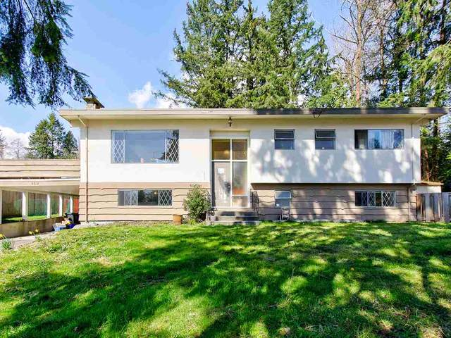 950 Plymouth Place, North Vancouver, BC V7H 2J2 (#R2571036) :: Ben D'Ovidio Personal Real Estate Corporation | Sutton Centre Realty