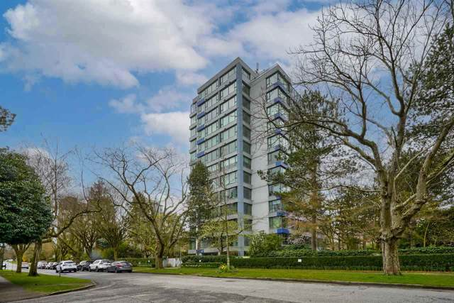 5425 Yew Street #1102, Vancouver, BC V6M 3X7 (#R2572600) :: RE/MAX City Realty
