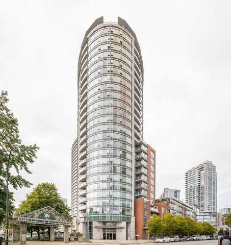 58 Keefer Place #2703, Vancouver, BC V6B 0B8 (#R2572868) :: RE/MAX City Realty