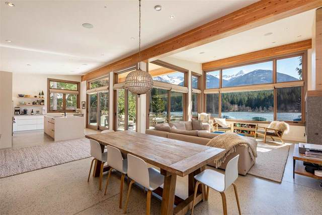 9229 Lakeshore Drive, Whistler, BC V8E 0G6 (#R2572982) :: Ben D'Ovidio Personal Real Estate Corporation   Sutton Centre Realty