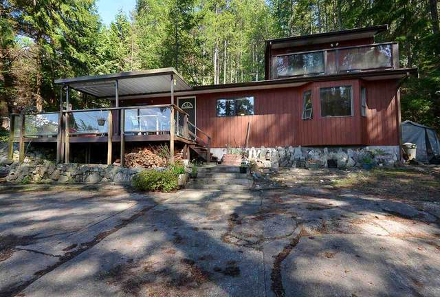 12234 Sunshine Coast Highway, Pender Harbour, BC V0N 2H1 (#R2573289) :: RE/MAX City Realty