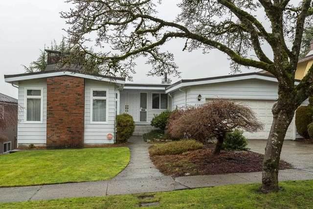 7705 Sparbrook Crescent, Vancouver, BC V5S 3K3 (#R2574144) :: Premiere Property Marketing Team