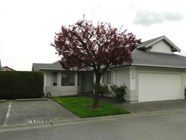 31406 Upper Maclure Road #69, Abbotsford, BC V2T 5L8 (#R2574319) :: Premiere Property Marketing Team