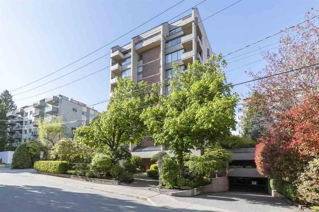 1737 Duchess Avenue #203, West Vancouver, BC V7V 1P8 (#R2574413) :: Initia Real Estate