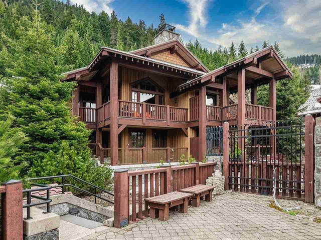 2300 Nordic Drive 5A, Whistler, BC V8E 0A6 (#R2574514) :: 604 Realty Group