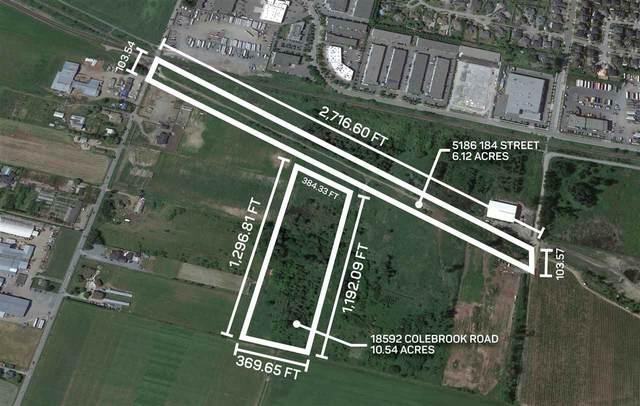 18592 Colebrook Road, Surrey, BC V3S 7A4 (#R2574749) :: Initia Real Estate