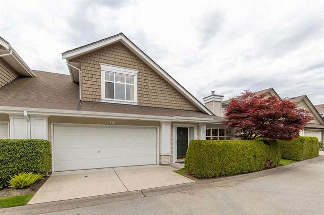 14877 33 Avenue #47, Surrey, BC V4P 3A3 (#R2574800) :: RE/MAX City Realty