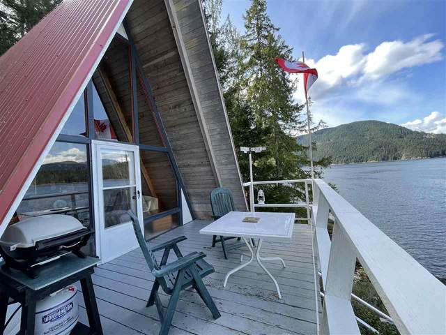 5429 Jervis Inlet Road, Pender Harbour, BC V0N 2H4 (#R2574819) :: RE/MAX City Realty