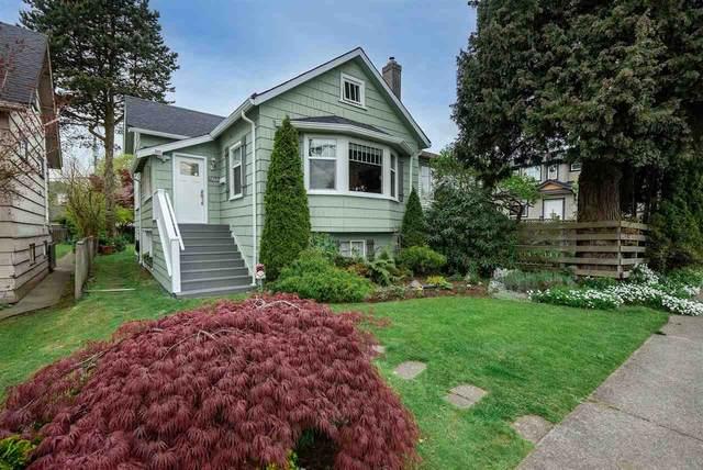 7849 Birch Street, Vancouver, BC V6P 4R8 (#R2574973) :: Initia Real Estate