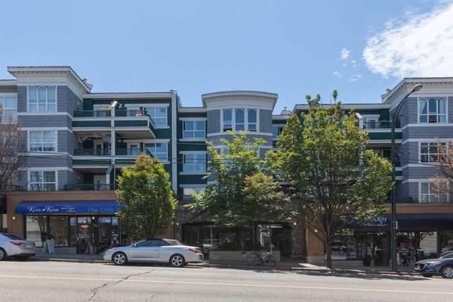 2680 W 4TH Avenue #317, Vancouver, BC V6K 4S3 (#R2574996) :: Initia Real Estate