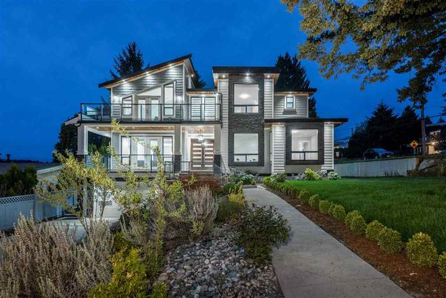 1999 Peterson Avenue, Coquitlam, BC V3K 1M2 (#R2575158) :: Ben D'Ovidio Personal Real Estate Corporation | Sutton Centre Realty