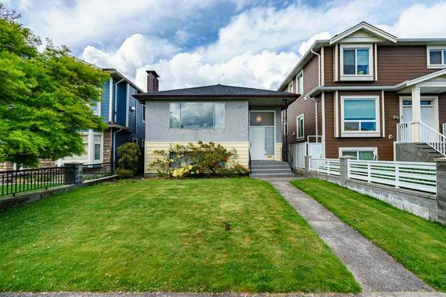 319 E 50TH Avenue, Vancouver, BC V5X 1A7 (#R2575272) :: 604 Realty Group