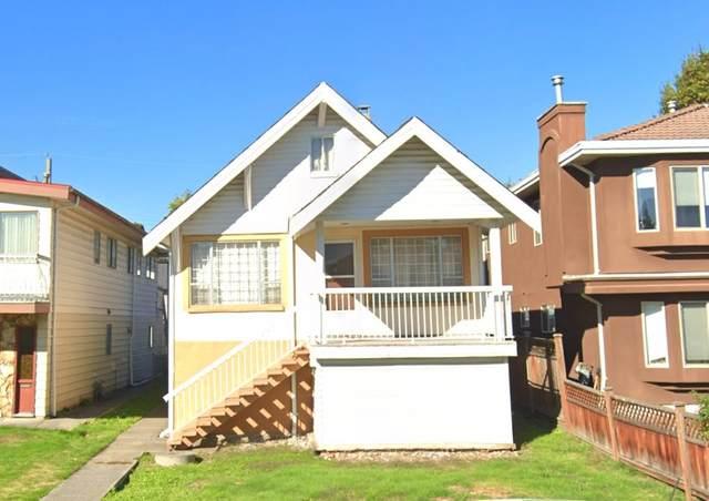 3285 Adanac Street, Vancouver, BC V5K 2P2 (#R2575562) :: 604 Realty Group