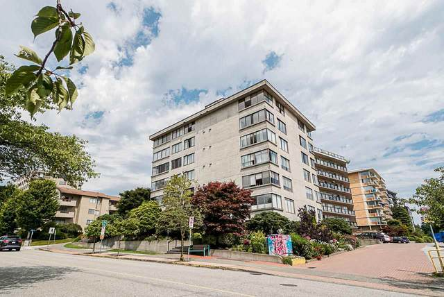 460 14TH Street #103, West Vancouver, BC V7T 2W1 (#R2575589) :: Initia Real Estate