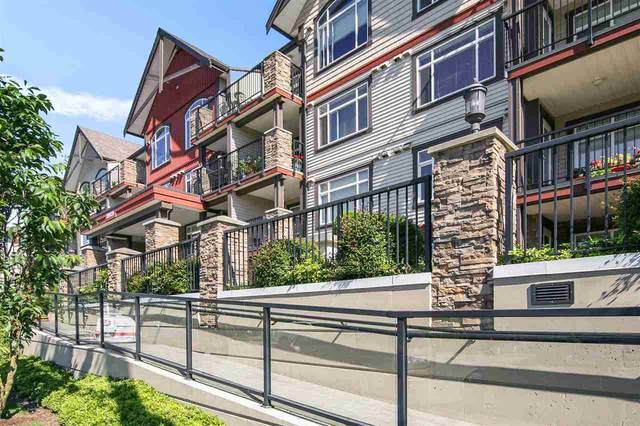19939 55A Avenue #209, Langley, BC V3A 3X4 (#R2575711) :: Homes Fraser Valley