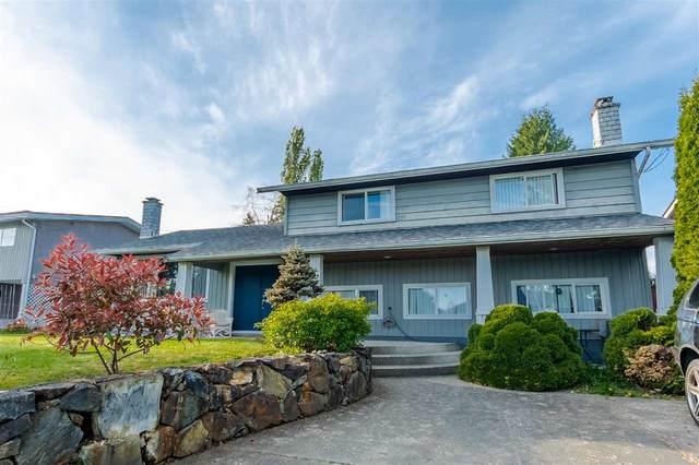 1945 Regan Avenue, Coquitlam, BC V3J 3C3 (#R2575714) :: 604 Realty Group