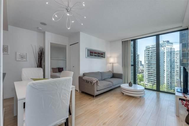 1331 W Georgia Street #1606, Vancouver, BC V6E 4P1 (#R2575733) :: Initia Real Estate